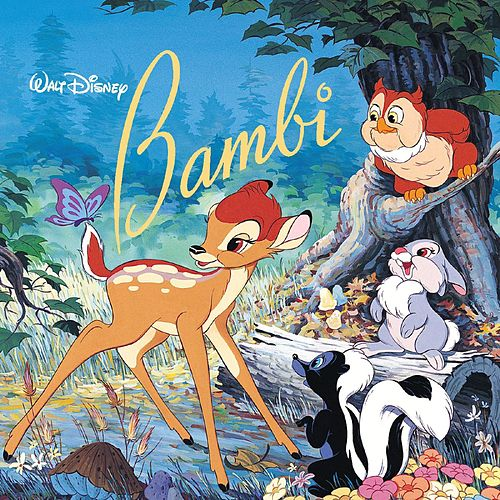 Bambi Original Soundtrack by Various Artists