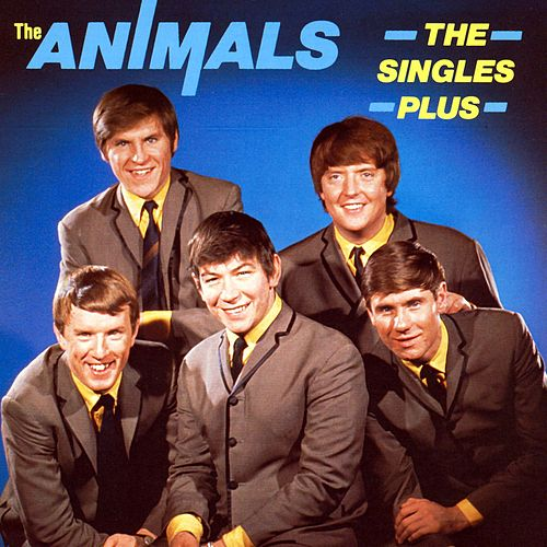 The Singles Plus von The Animals