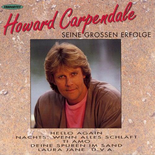 Seine Grossen Erfolge de Howard Carpendale