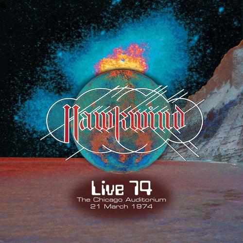 Hawkwind Live 74 de Hawkwind