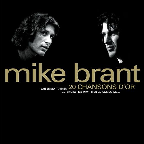 20 Chansons D'or by Mike Brant