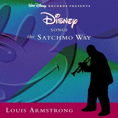 Disney Songs The Satchmo Way de Louis Armstrong