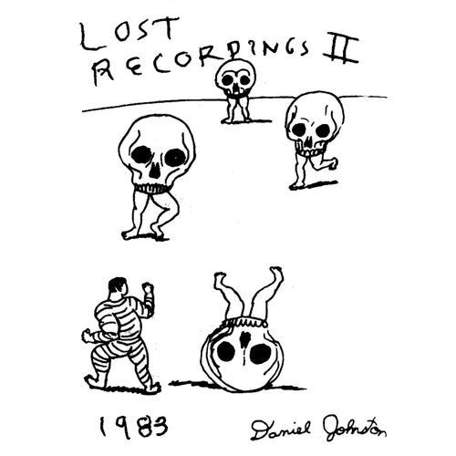 The Lost Recordings II de Daniel Johnston