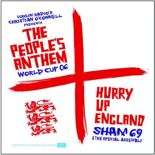 Hurry Up England - The People's Anthem (Instrumental Version) von Sham 69