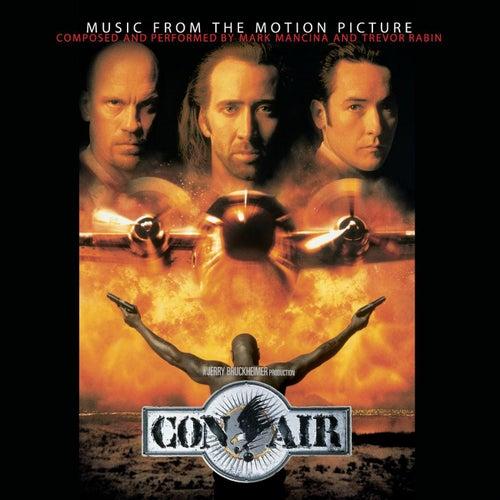 Con Air Original Soundtrack de Mark Mancina