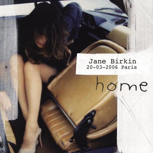 Home de Jane Birkin