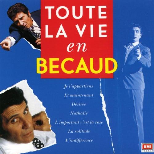 Toute La Vie En Bécaud de Gilbert Becaud