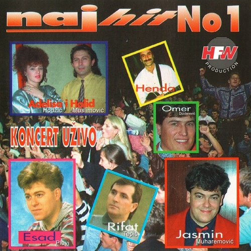 Naj hit no 1 by Razni Izvođači