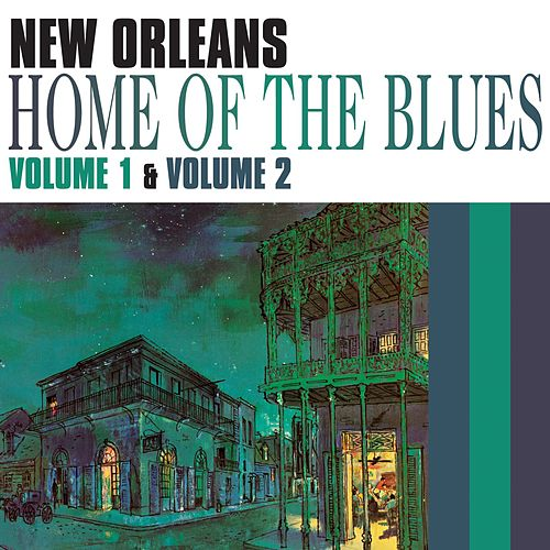 Home Of The Blues Vol 1 And 2 de Various Artists