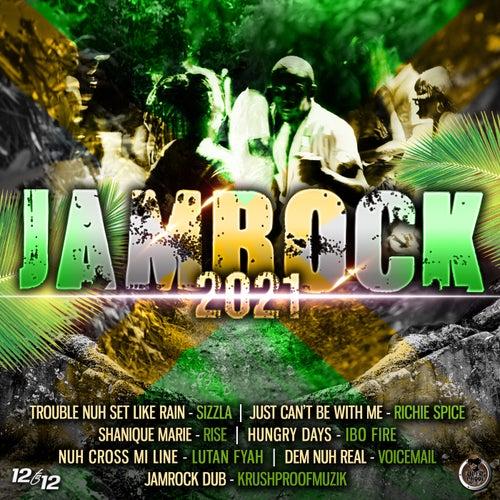 Jamrock 2021 Riddim von Various Artists
