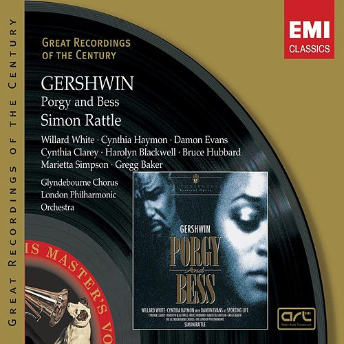 Gershwin: Porgy & Bess by Sir Simon Rattle