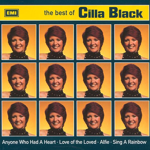 The Best of Cilla Black by Cilla Black