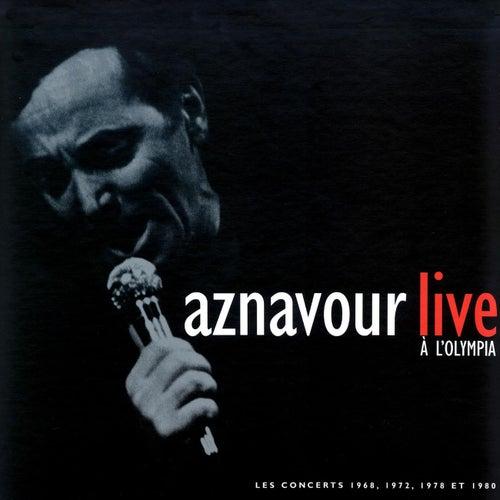 Live à l'Olympia von Charles Aznavour