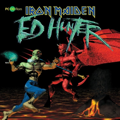 Ed Hunter de Iron Maiden