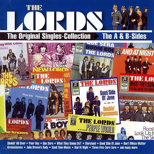 The Original Singles Collection - The A & B-Sides by The Lords