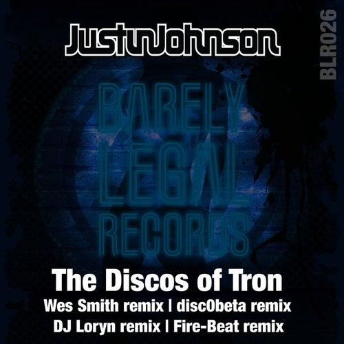 The Discos of Tron de DJ Justin Johnson