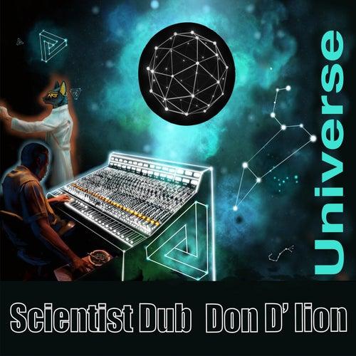 Scientist Dub Don D' Lion Universe by Don D Lion