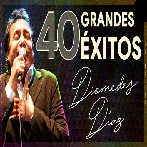40 Grandes Exitos de Diomedes Díaz von Diomedes Diaz
