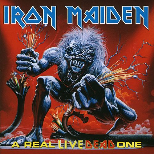 A Real Live Dead One de Iron Maiden