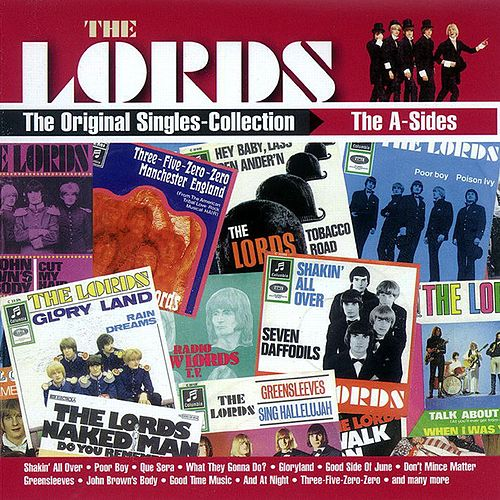 The Original Singles Collection - The A-Sides by The Lords