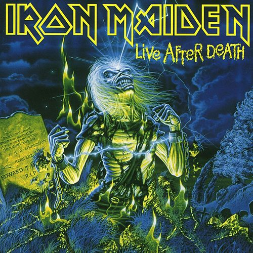 Live After Death (1998 Remaster) by Iron Maiden