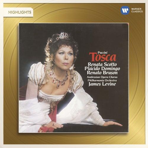 Puccini: Tosca (Highlights) by Renata Scotto