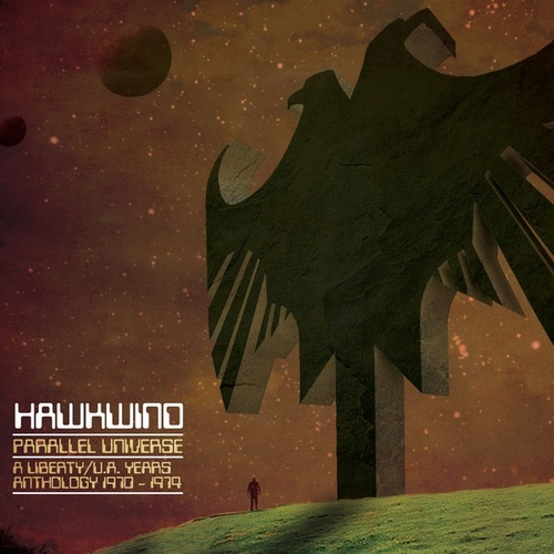 Parallel Universe by Hawkwind