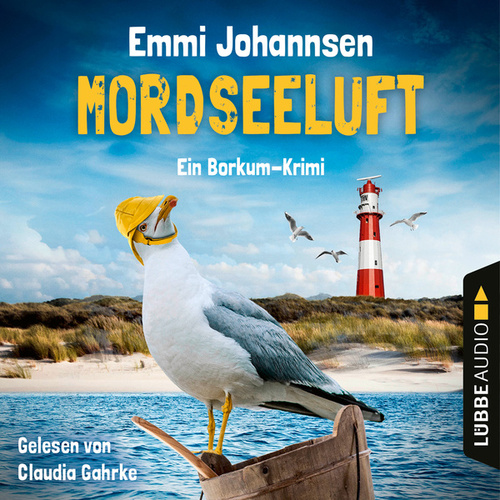 Mordseeluft - Ein Borkum-Krimi (Ungekürzt) von Emmi Johannsen