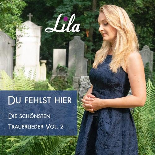 Du fehlst hier - Die schönsten Trauerlieder Vol. 2 by Lila