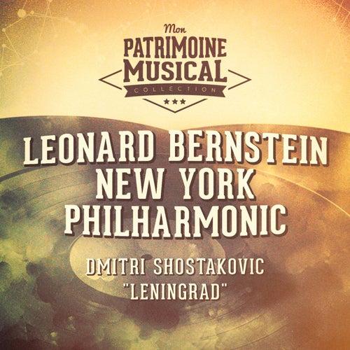 Dmitri Shostakovich, Symphonie No 7, Op. 60 'Leningrad' by Leonard Bernstein