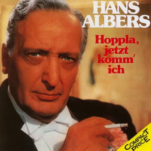 Hoppla, Jetzt Komm' Ich de Hans Albers