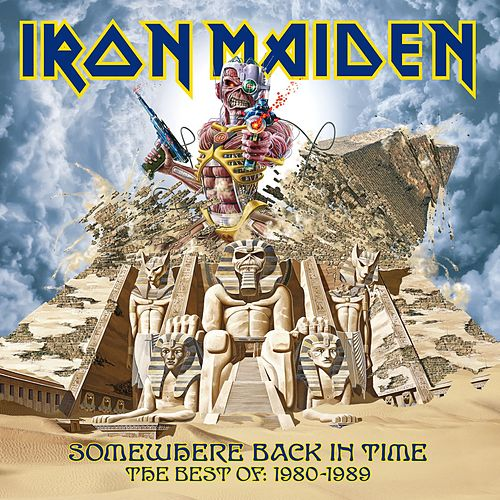 Somewhere Back in Time (The Best of 1980 - 1989) de Iron Maiden