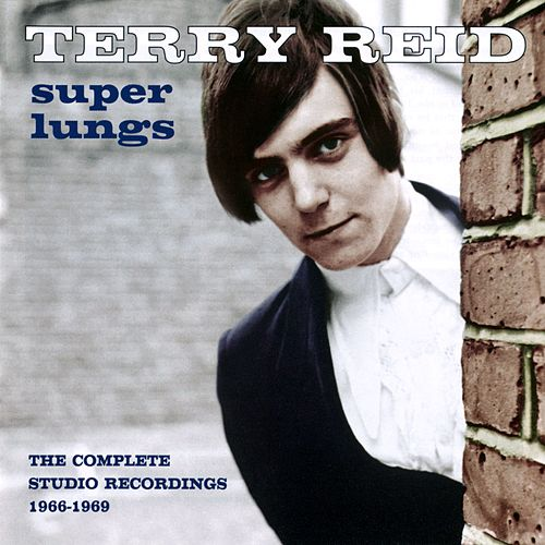 Superlungs von Terry Reid