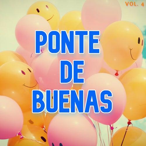 Ponte De Buenas Vol. 4 de Various Artists