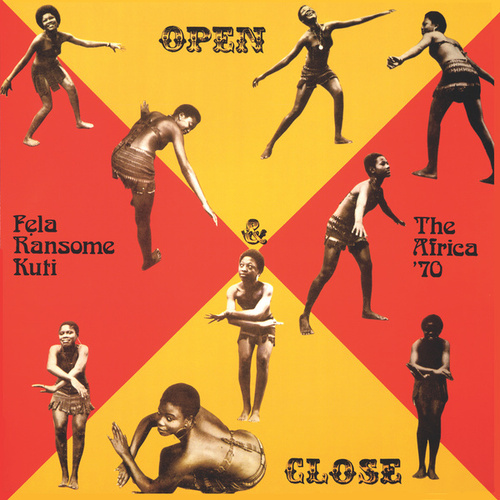 Open & Close (Edit) by Afrika 70