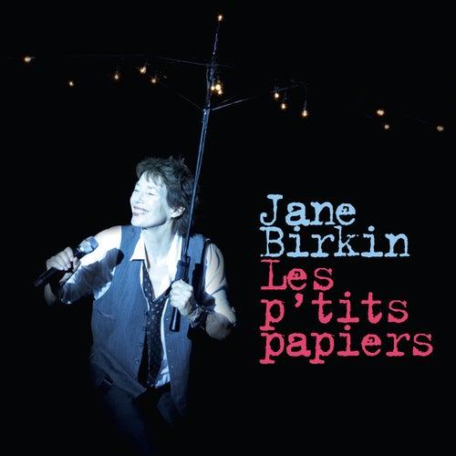 Les P'tits Papiers de Jane Birkin