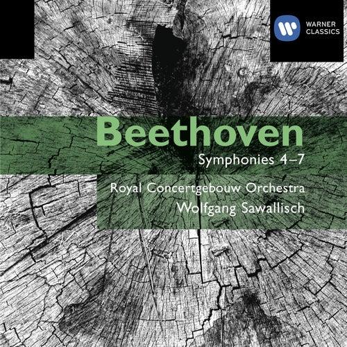 Beethoven: Symphonies 4 - 7 di Royal Concertgebouw Orchestra