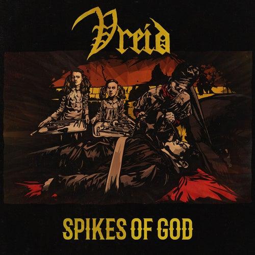 Spikes of God by Vreid (2)
