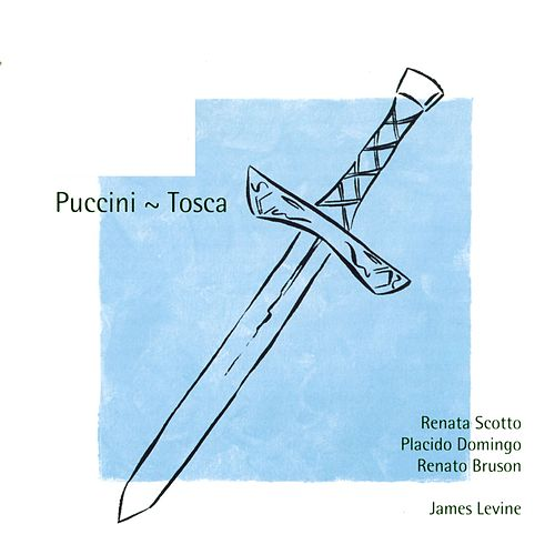 Puccini: Tosca Highlights by James Levine