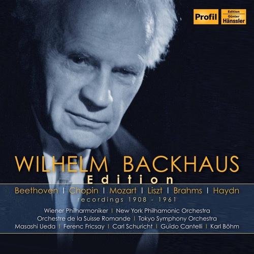 Beethoven, Mozart & Others: Piano Works de Wilhelm Backhaus
