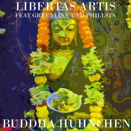 Buddha Hühnchen von Libertas Artis