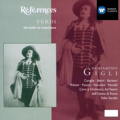 Verdi: Un Ballo in Maschera by Fedora Barbieri