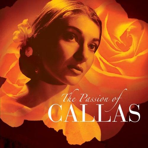The Passion of Callas de Maria Callas
