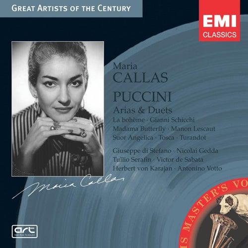 Puccini: Arias & Duets de Maria Callas