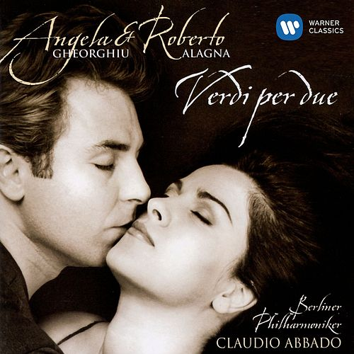Verdi per due by Claudio Abbado