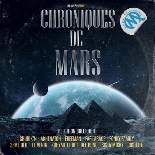 Chroniques de Mars by Various Artists