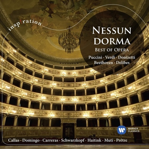 Nessun dorma - Best Of Opera von Various Artists