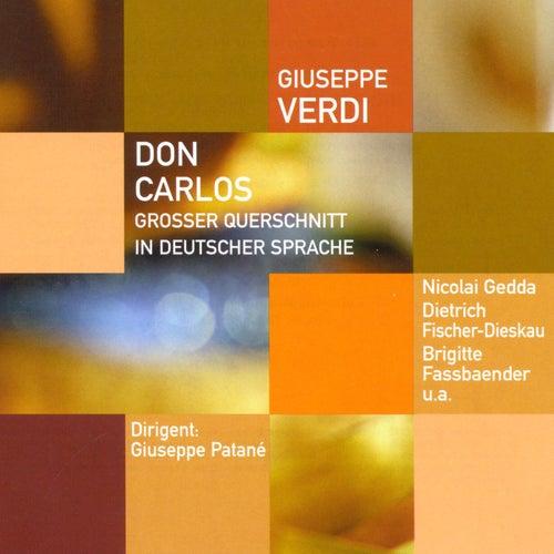 Verdi: Don Carlos von Brigitte Fassbaender