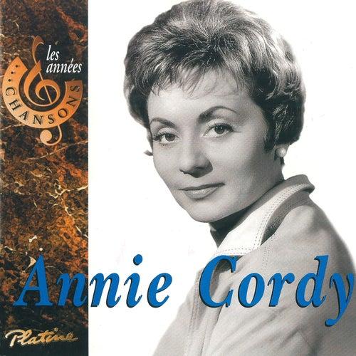 Les années chansons de Annie Cordy