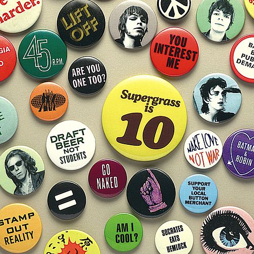 Supergrass Is 10 - The Best Of 94-04 de Supergrass